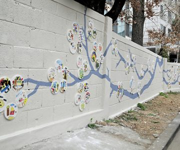 [Public Art] 온수동 주민참여형마을재생사업_온수골 갤러리