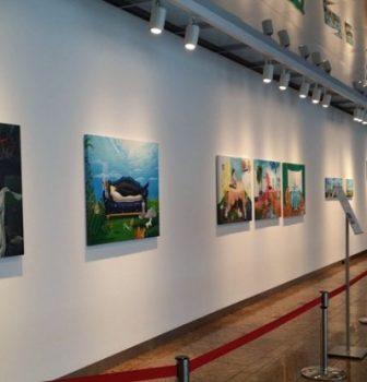 "[Exhibition] 이현희 초대전, ""Sentimental Scenery"" – GS타워 더스트릿갤러리"